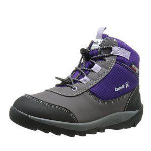 Kamik Daytrip Hiker Waterproof Boot Royal Purple